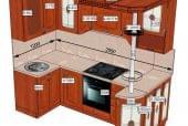 Кухня  МДФ с пленкой ПВХ - изображение 2