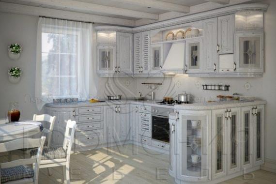Кухня «Снежная королева»