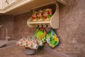 Кухня «Дворянское гнездо» с выставки в Воронеже - изображение 3